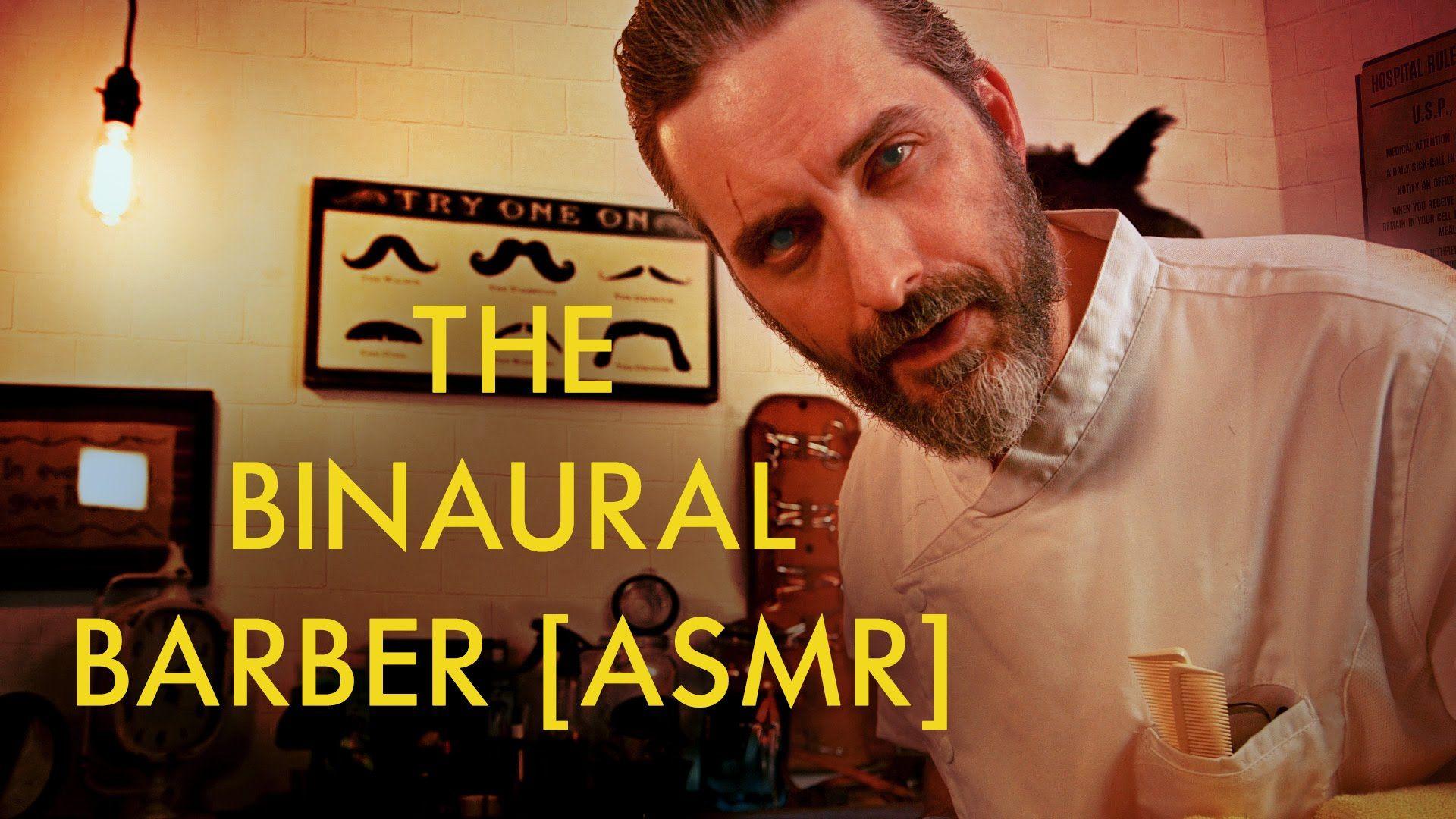 How often do men get haircuts the binaural barber asmr  СσuaФŕŦåЂζЧ  pinterest