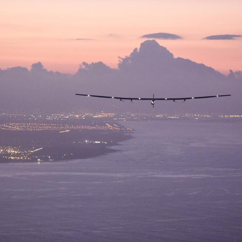 WE MADE IT! - Imgur Historic Solar Airplane!