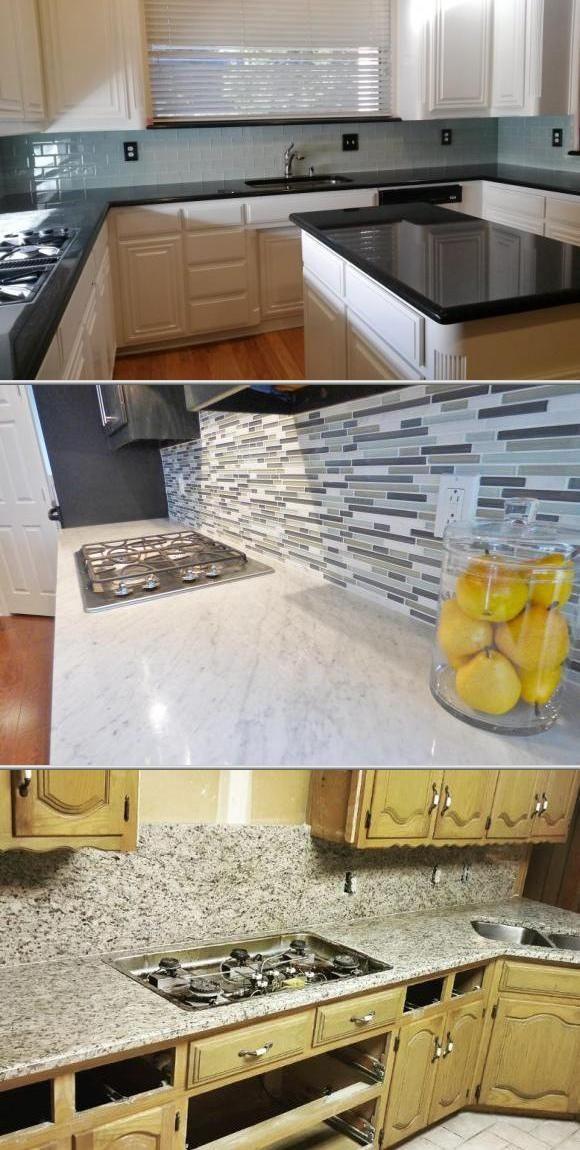 Granite Countertop, & Flooring Services