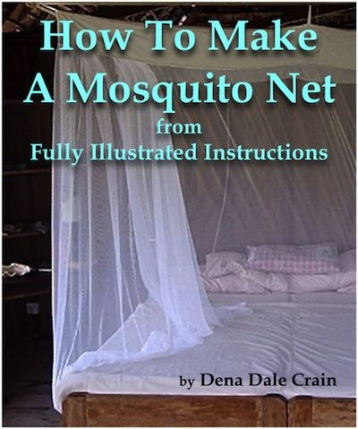 How To Make A Mosquito Net Dena Crain Artist Teacher In Kenya Mosquito Net How To Make Remodeled Campers