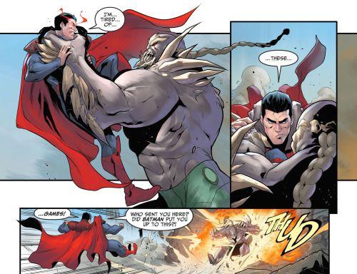 Manof2moro Superhero Wallpaper Superhero Comic Doomsday