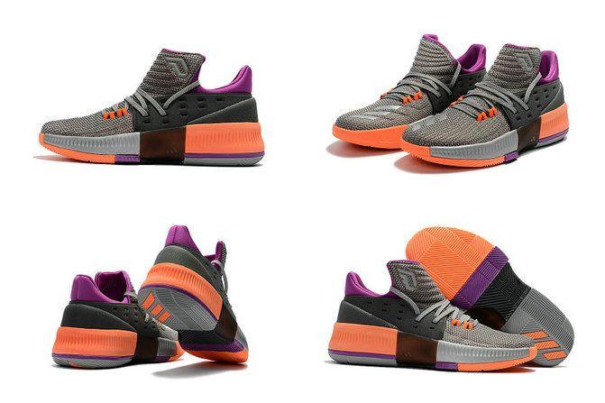 d2abbb52f60 france free shipping only 69 damian lillard adidas dame 3 iii all star 2017 men  basketball
