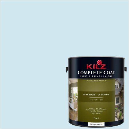 Kilz Complete Coat Interior/Exterior Paint & Primer in One, #RF210-02 Dream Again