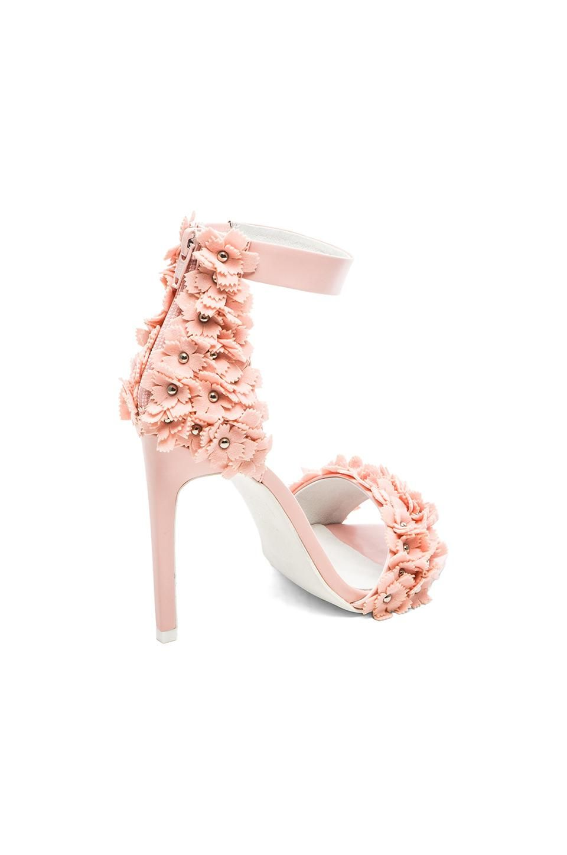 Jeffrey Campbell Meryl Floral Heel In Pink Revolve