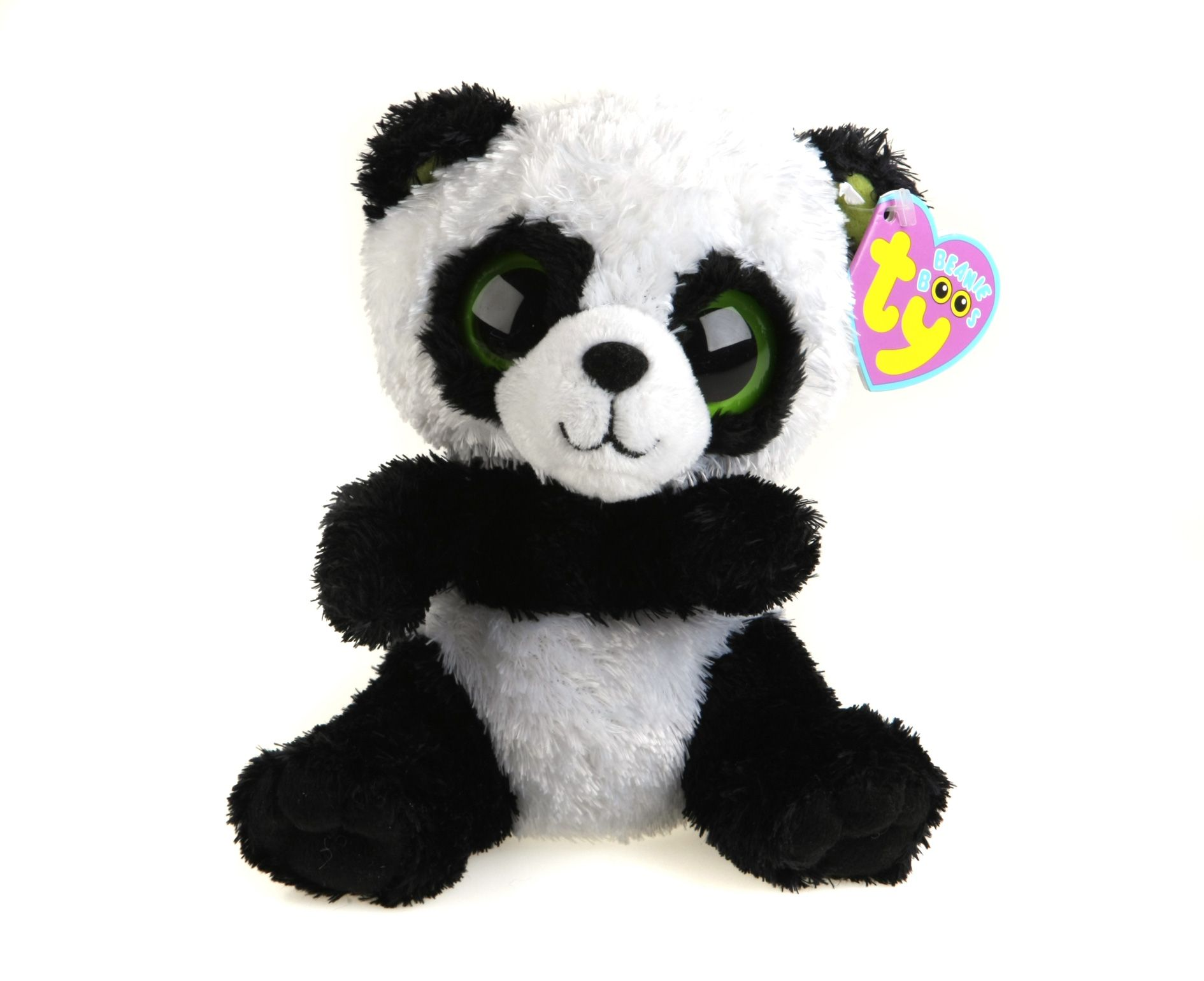 96a4a2e7bc9 TY Beanie Babies Boo Bamboo Panda