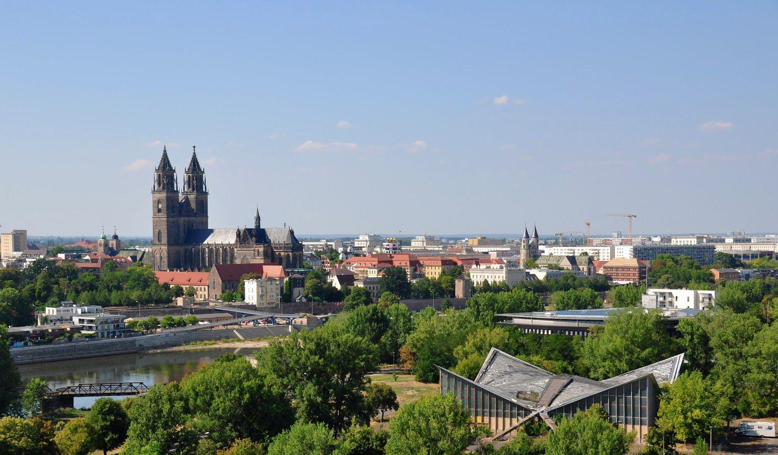 Magdeburg Bietet Ein Unvergessliches Familienabenteuer Zu Land Wasser Und In Der Luft Magdeburg Familienwochenende Stadt Magdeburg