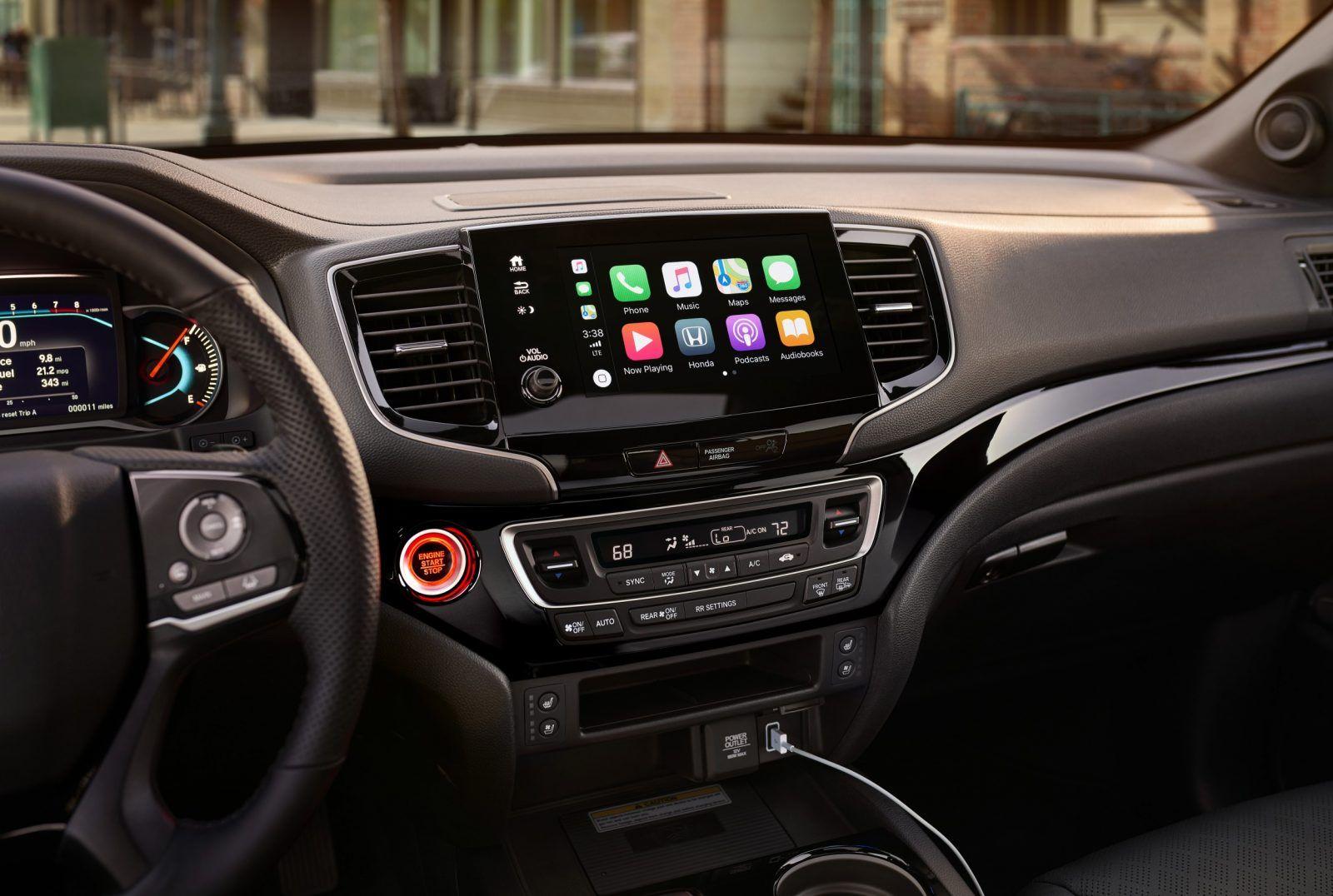 Mit Welchen Auto Trends Konnen Wir 2019 Rechnen Aktuelle Nachrichten Car Revs Daily Com Aktuelle Autodasalleinefahrt Aut Honda Passport Honda Suv Honda