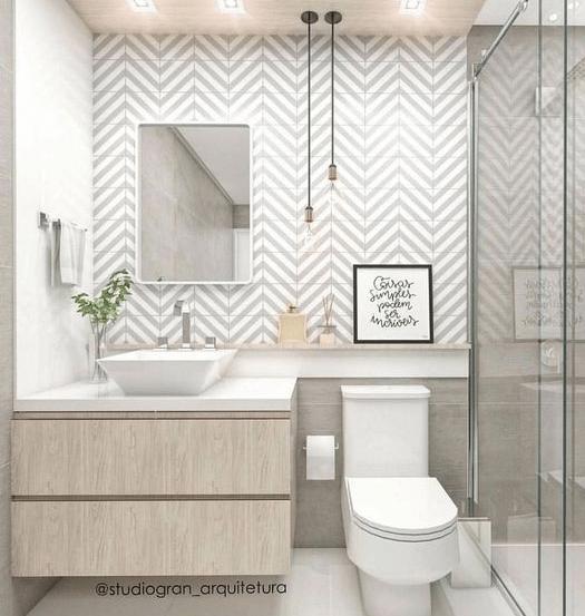 Photo of 20+ Simple And Minimalist Bathroom Decoration Ideas – Eweddingmag.com