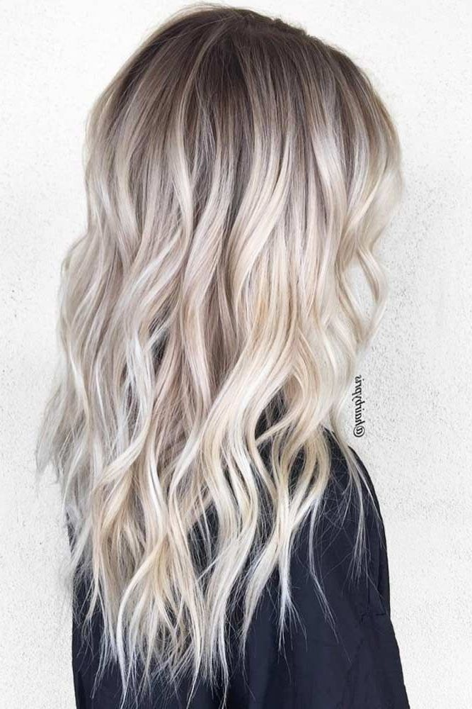 37 Blonde Hair Color Ideas for the Current Season #haircolorideasforbrunettes