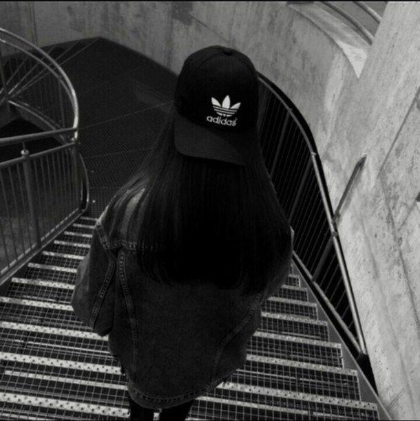 d3f5e45945d •black aesthetic• Black And White Aesthetic