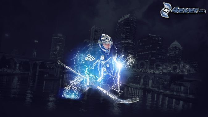 Dwayne Roloson When He Played For Our Lightning