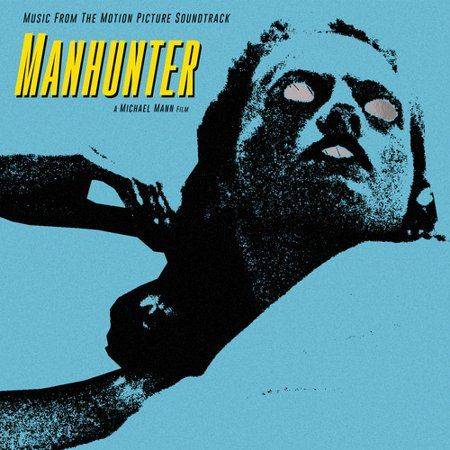 Manhunter Soundtrack (Vinyl) Michael mann, Motion