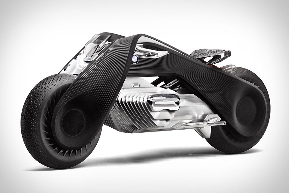 Bmw Vision Next 100 Motorcycle Bmw Concept Concept Motorcycles