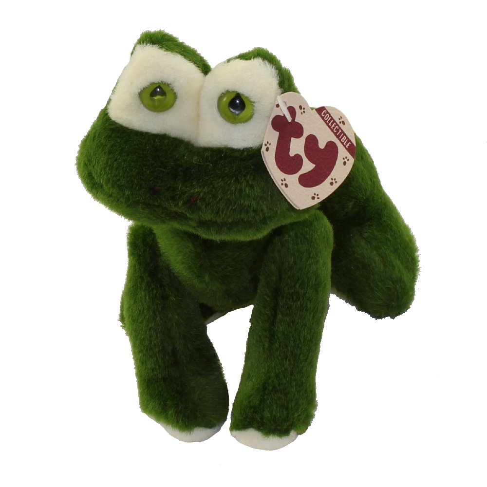 TY Attic Treasure PRINCE the Frog (7 inch) in 2020