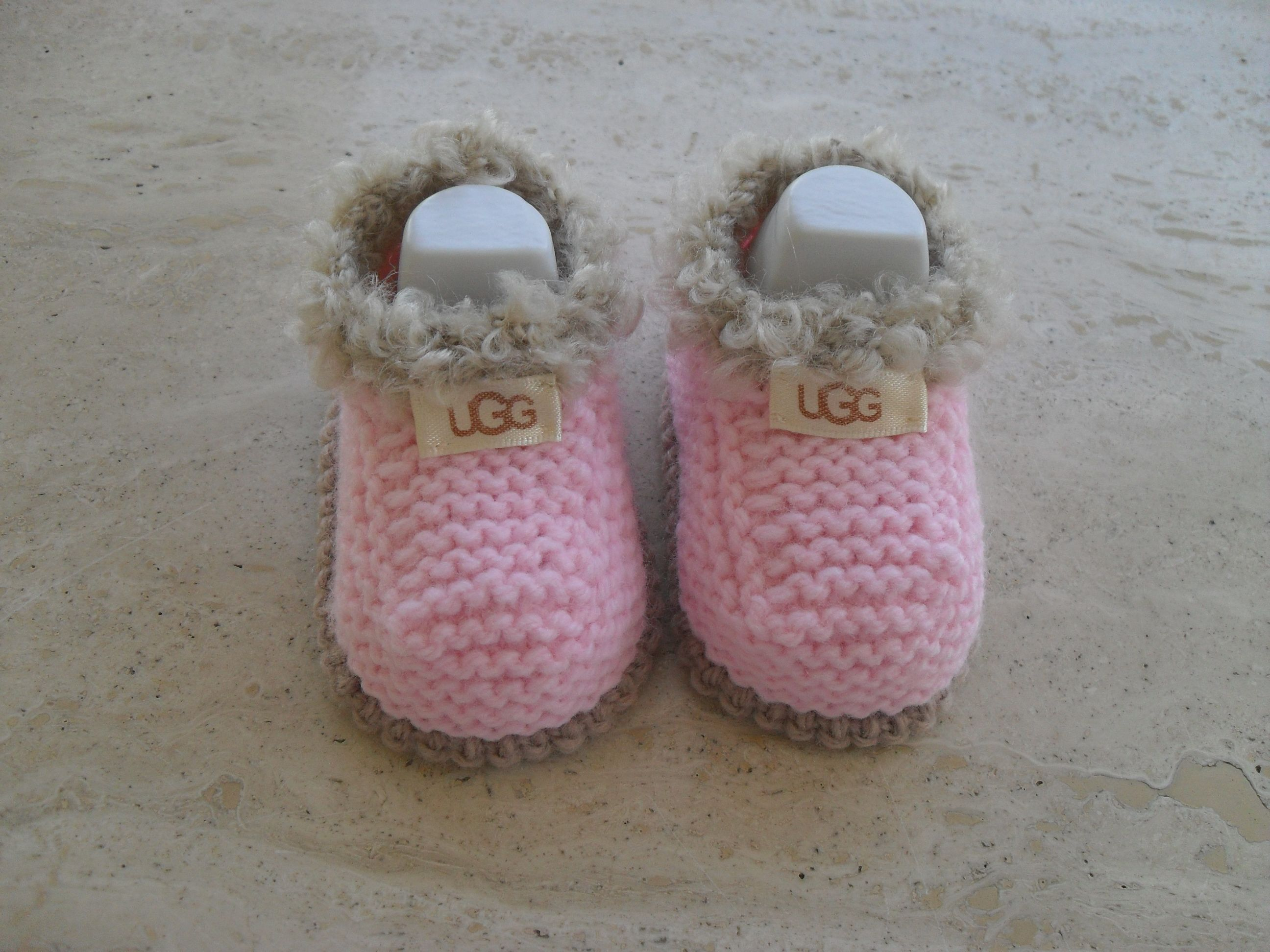Hand Knitted Baby Shoes Ready Made Available From My Etsy Shop