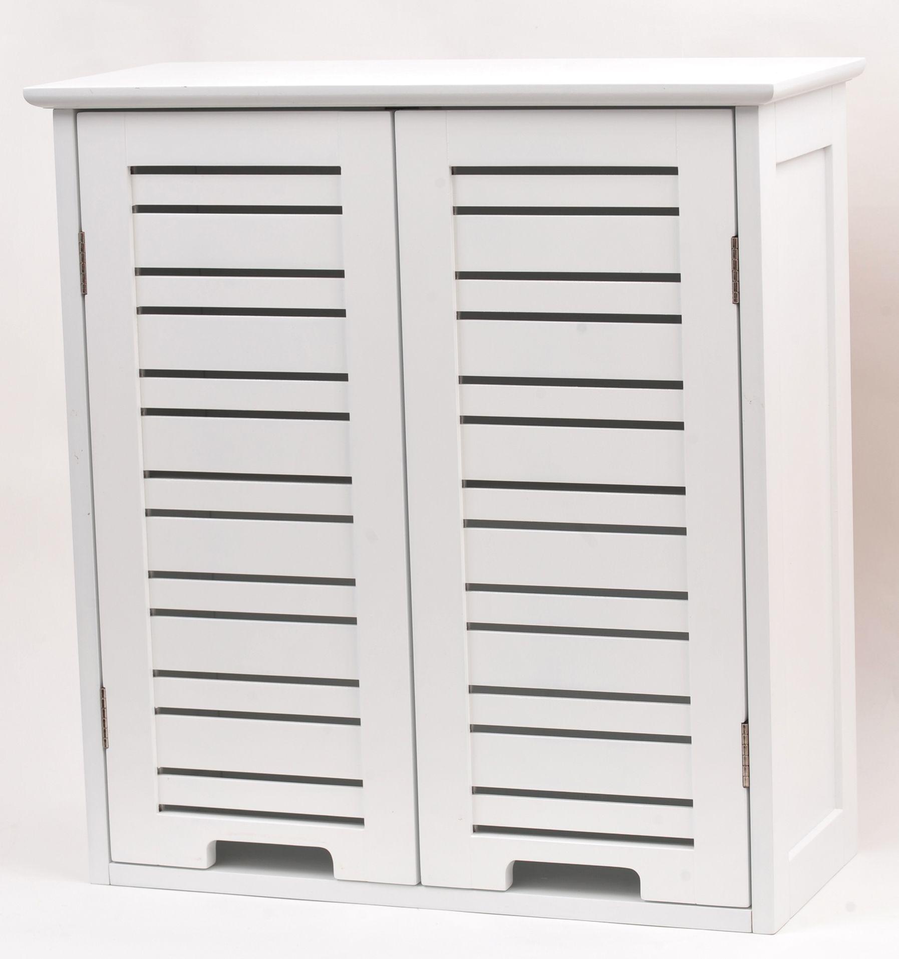 Un meuble parfait pour ranger vos toilettes ou salle de for Element de salle de bain