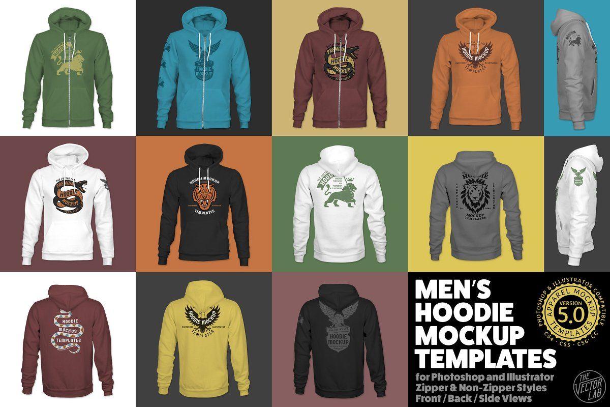 Download Men S Hoodie Mockup Templates Hoodies Men Hoodie Mockup Hoodie Images