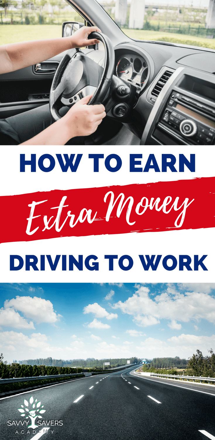 How to Make Extra Money on Your Way to Work with Ride Shares