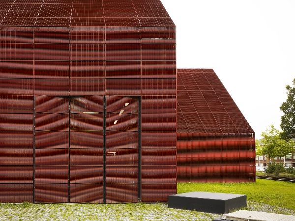 Splinter architecten, aardwarmte centrale, Den Haag