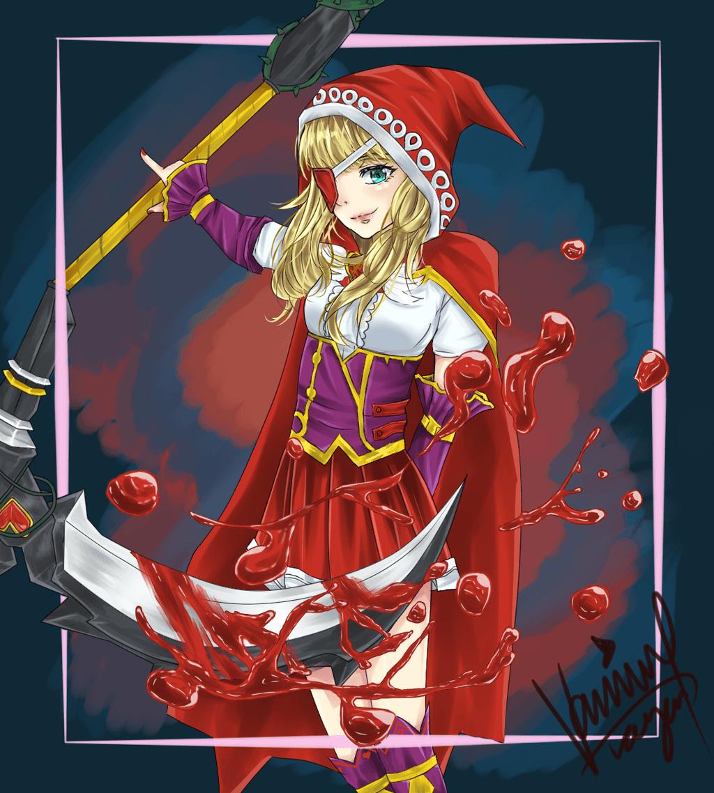 Mobile Legends Ruby