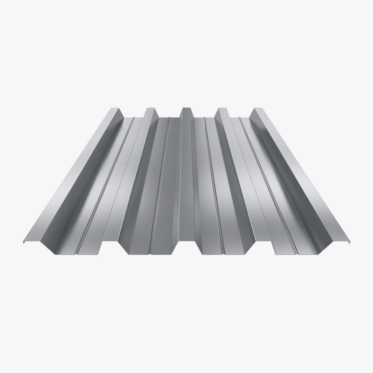 3D fbx profiled sheet aluminum