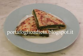 cucina dietetica per il portafoglio: Torte di verdura in... Padella!
