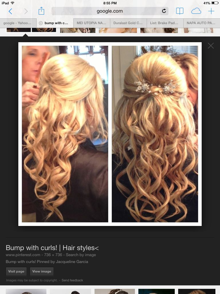Cute hairstyle hairstyles for occasion pinterest hair style