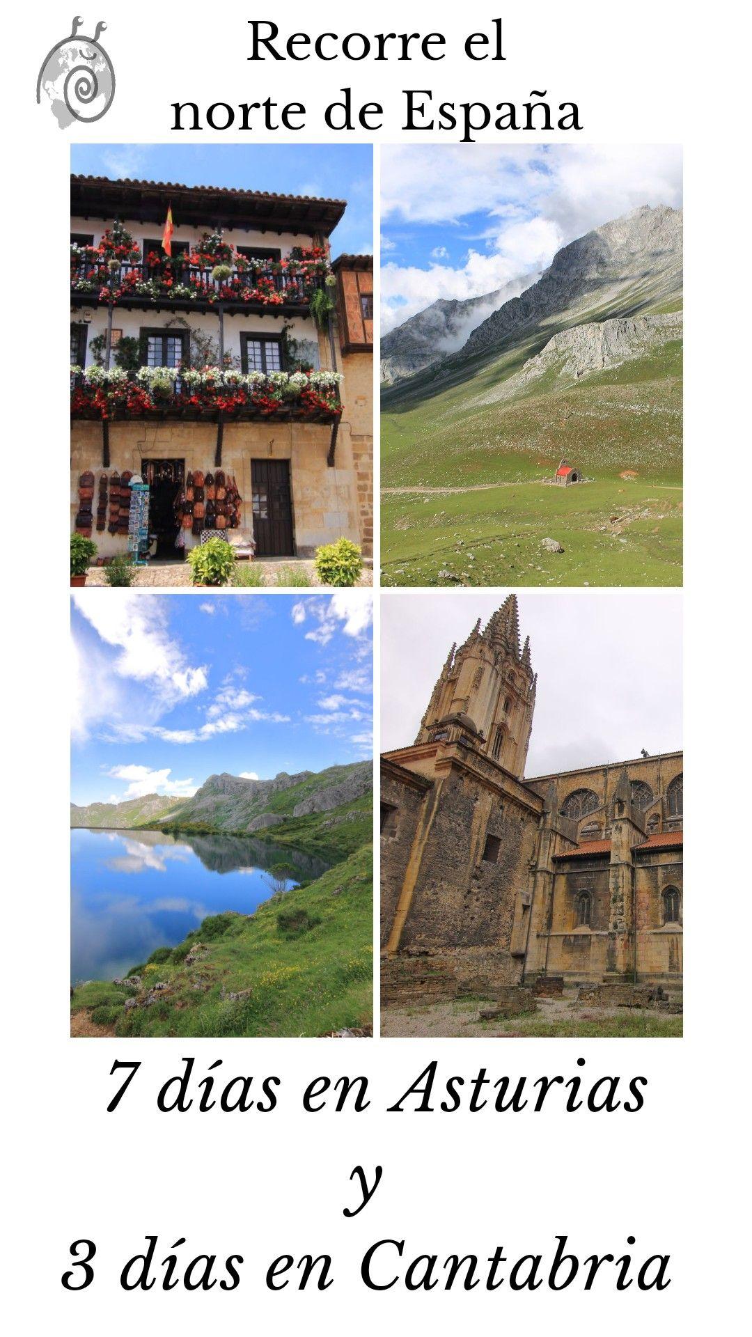 3 Días En Cantabria Y 7 En Asturias Precios E Itinerario Detallado España Asturias Cantab Viajes España Baratos España Lugares Turisticos Viajar Por España