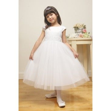 Flower Girl Dress Cassidy- Bridal Closet -Flower Girl Dresses - Little Girl Dresses