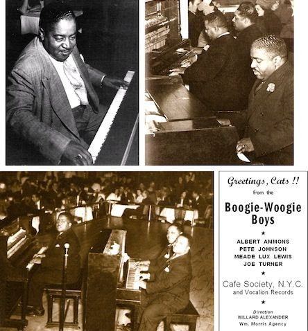 how to play boogie woogie