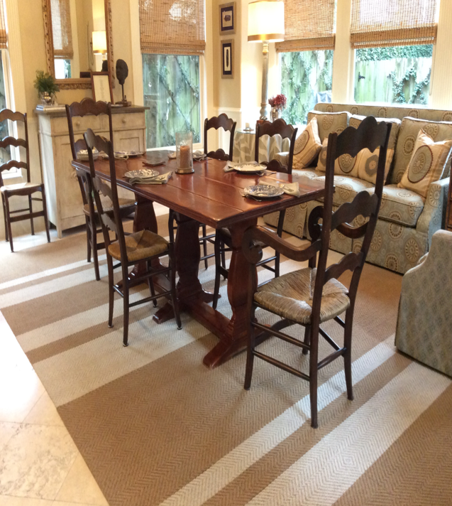 Dining Room Flor Suit Yourself Carpet Tile Used In Two Different Endearing Dining Room Suit Design Inspiration