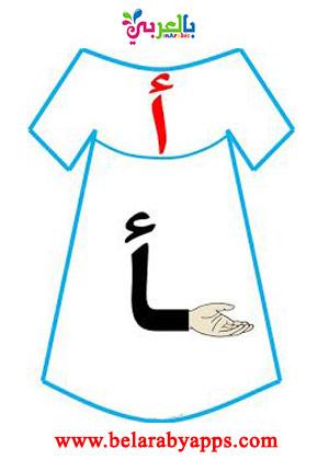 Cartes De L Alphabet Pour Les Enfants Au Debut Du Mot Positions Moyenne Et Derniere Des Lettre Arabic Alphabet For Kids Learn Arabic Alphabet Arabic Alphabet