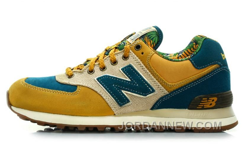 big sale 8a6f8 970ce ... Find New Balance 574 2016 Men Yellow Cheap To Buy 210998 online or in  Footseek.