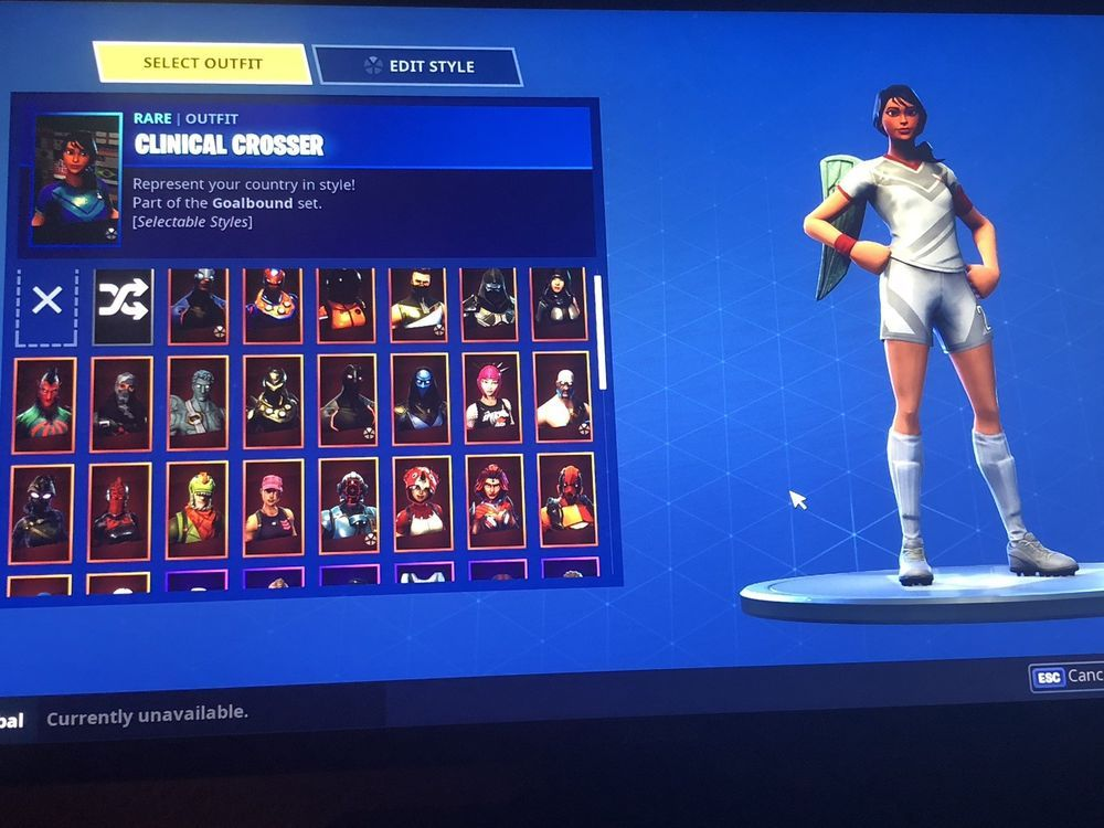 Stacked Ps4 Fortnite Account For Sale Trade Trading In