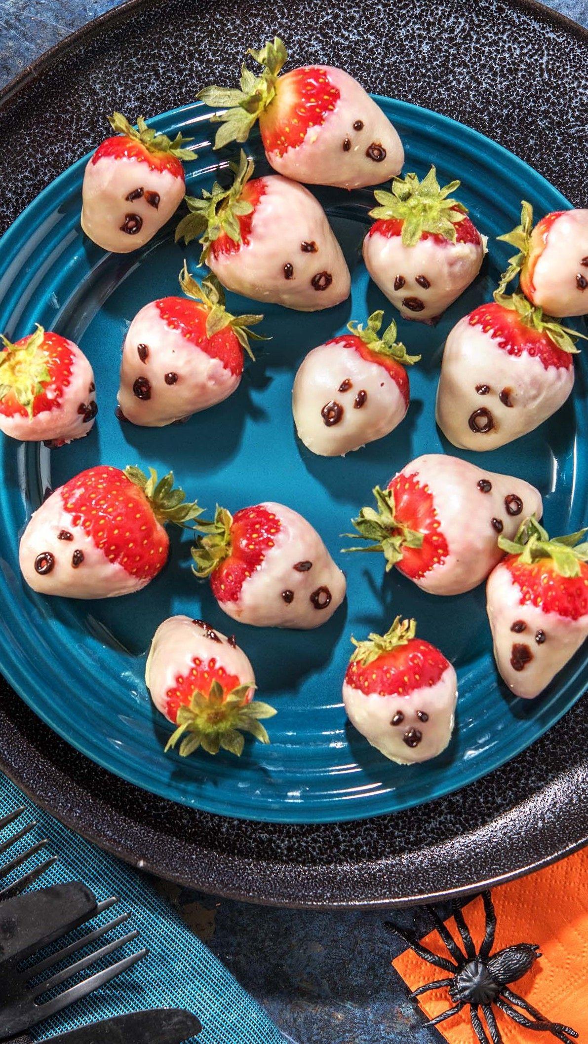 Halloween Snacks zum Fürchten Halloween snacks einfach