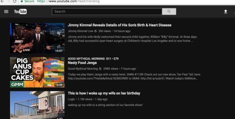 YouTube's New Desktop Design Makes Site Faster, Cleaner, Offers Dark