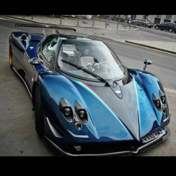 Pagania Zonda Tricolore, Only A Dream #oneday