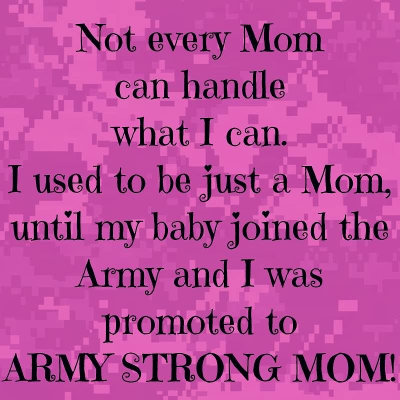 This fits my mother pretty well | Army mom | Army mom quotes ...