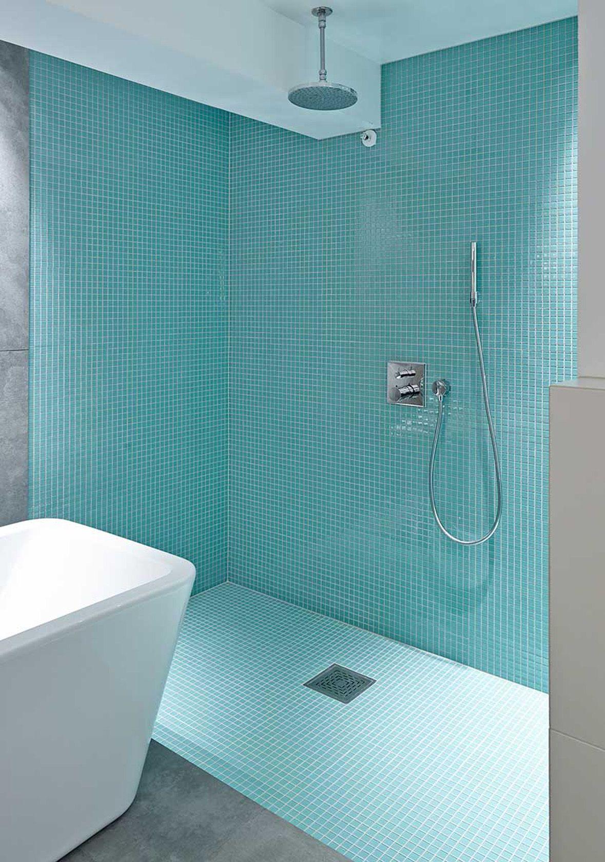Photo of Crystal Uni Barcelona mozaiek 23×23 mm blauw glans