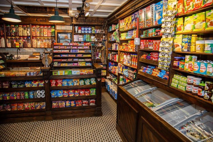 Beautiful Convenience Store Design Ideas Images