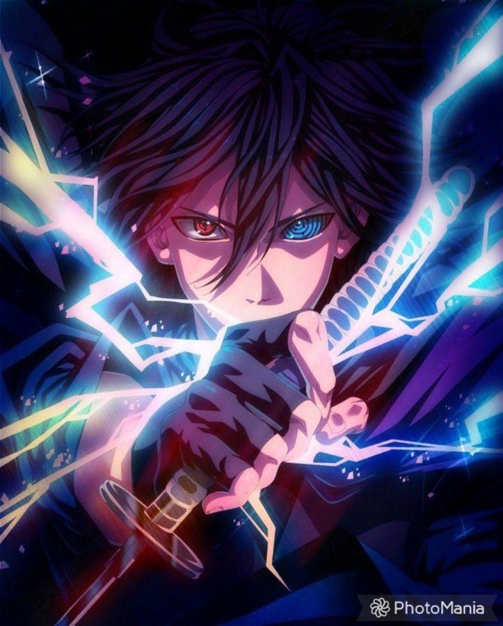 Sasuke Chidori Blade Anime Ninja Naruto Shippuden Characters Naruto Uzumaki Art