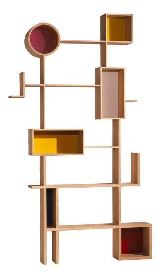 reso shelving by drugeot labo estantes pinterest interiors