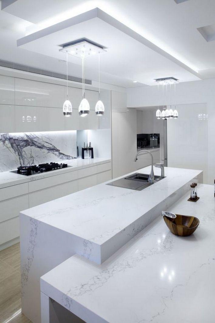 ✔️ 93 Amazing Models Modern Kitchen Design As Inspiration For Your Own Modern Kitchen Design ..