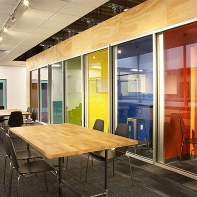 Coworking space in san antonio geekdom office space Coworking space design ideas