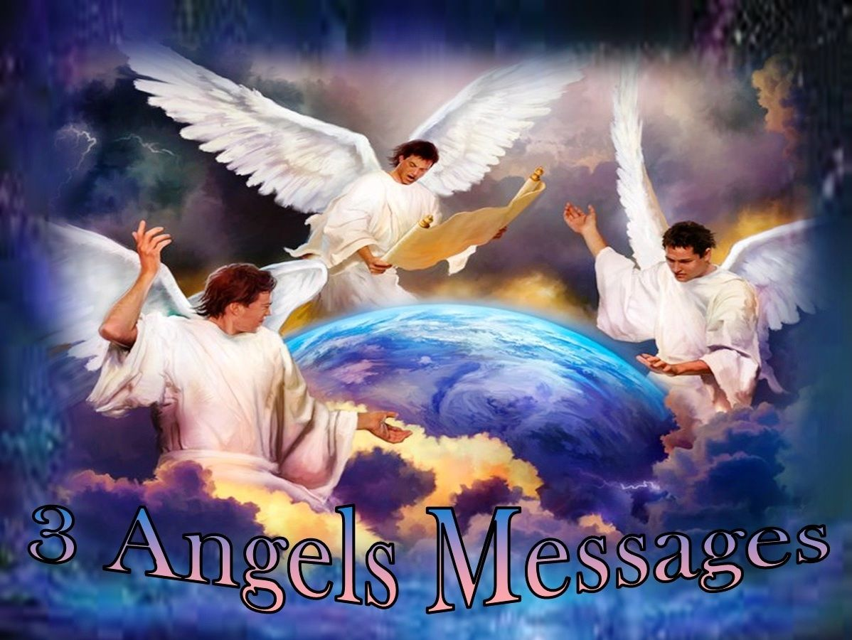 three angels message Revelation 14 | Angel messages, Angel, Book ...