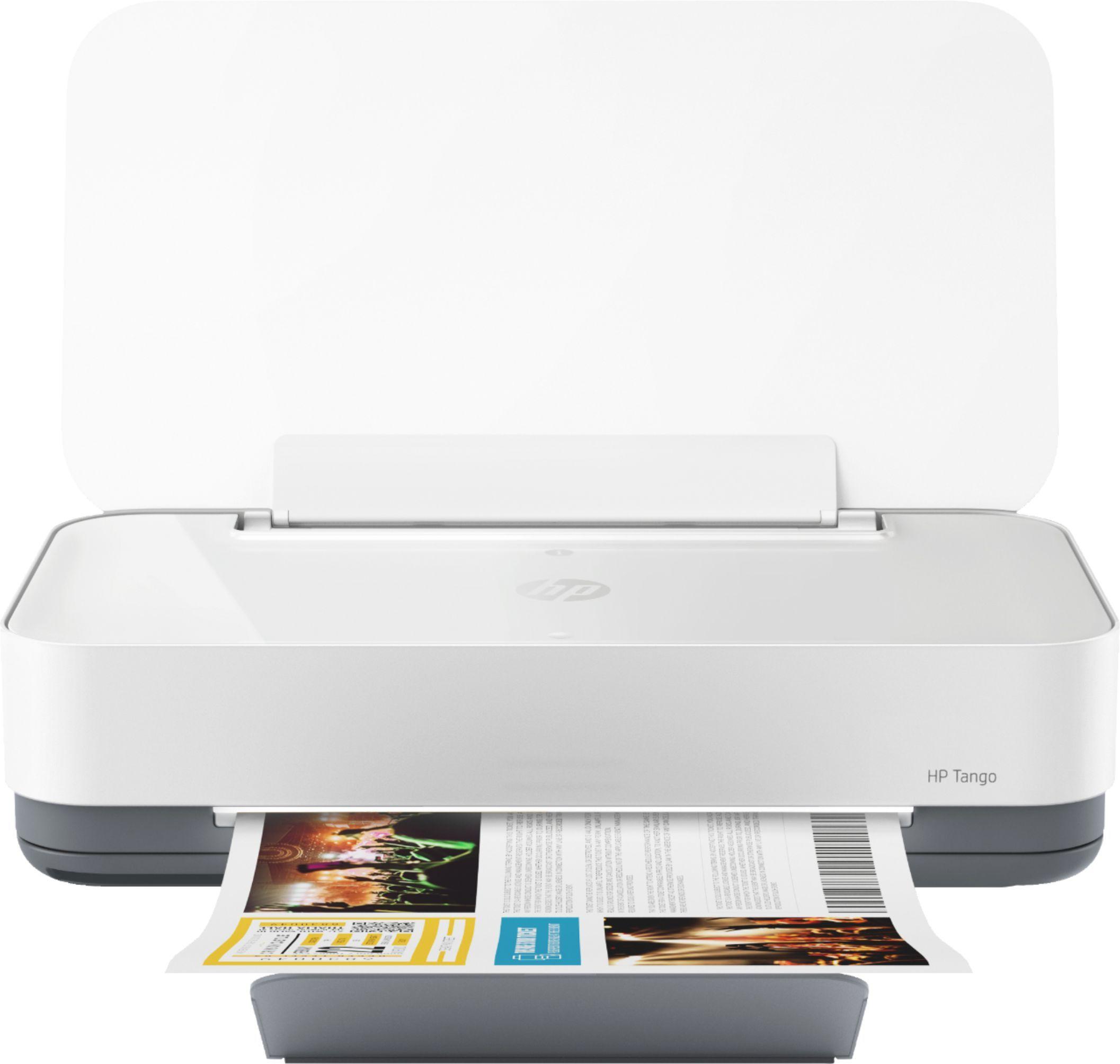HP Tango Wireless Instant Ink Ready Inkjet Printer Wisp