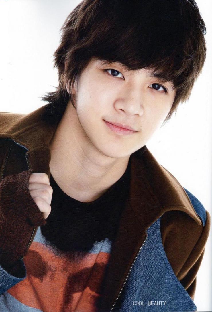 Park Sang Hyun Korean Idol Thunder Singer
