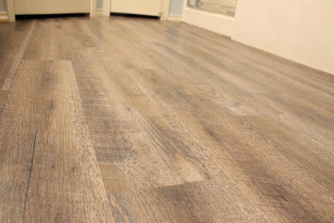 PeelandStick Vinyl Plank Flooring DIY Cheap vinyl