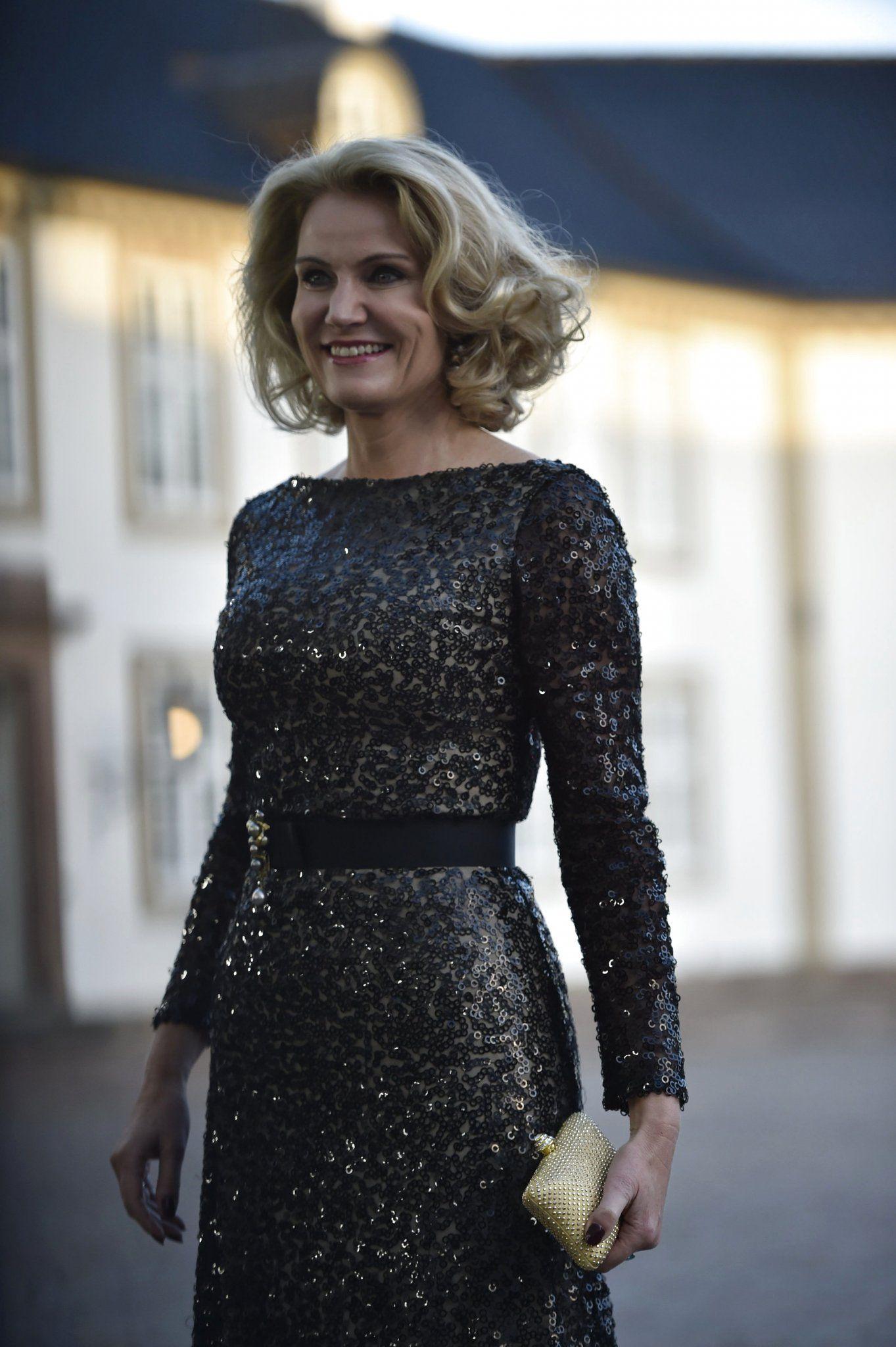Denmarks Prime Minister Helle Thorning Schmidt