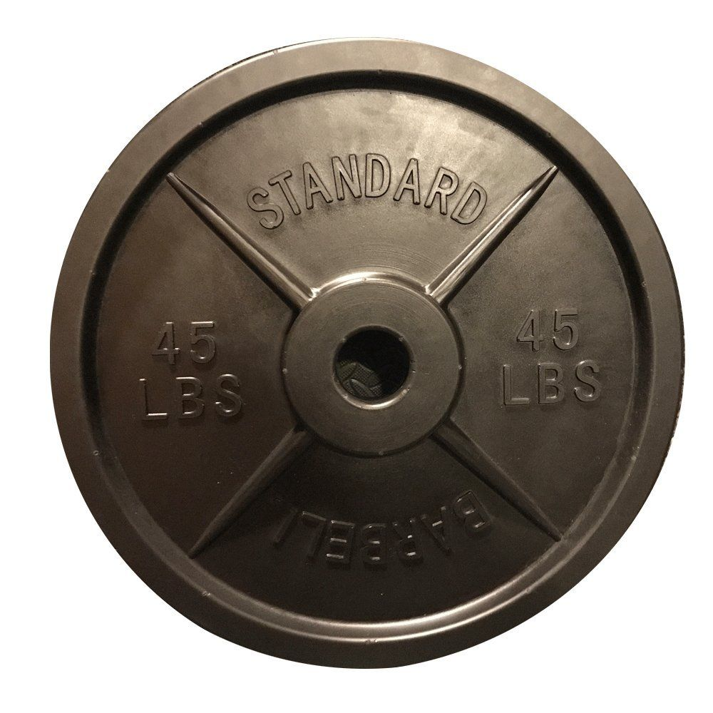 Fake barbell plates 1 pair of barbells 3 lbs each 174